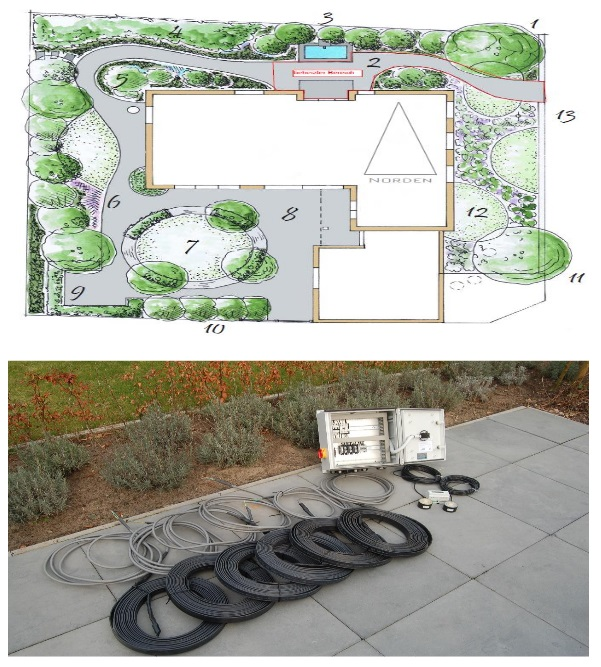 German Gardens need their Gudi 2
